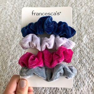 Francesca's Scrunchie Set